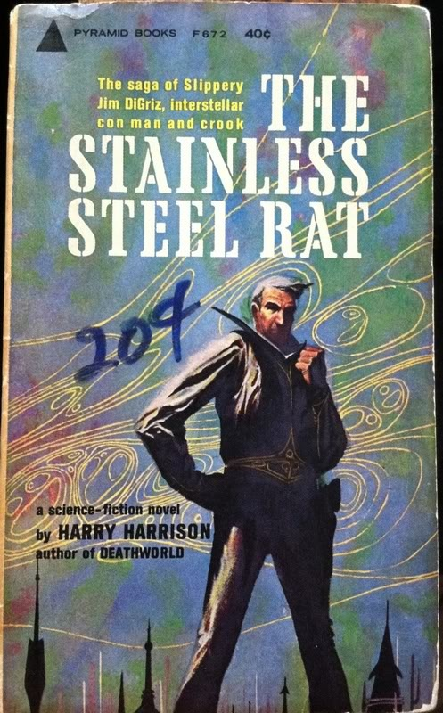 stainless steel rat
