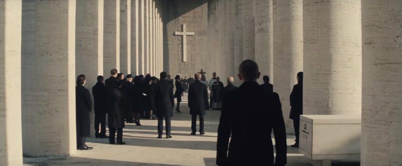 spectre funeral