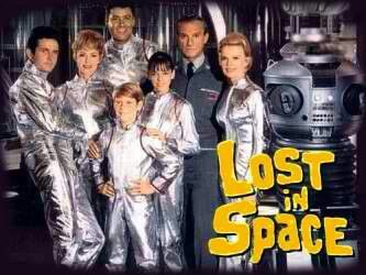 lost in space family