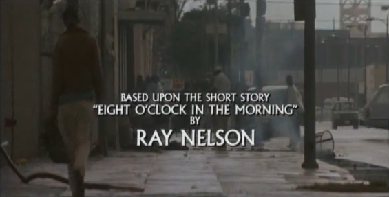 they live based on eight o clock in the morning