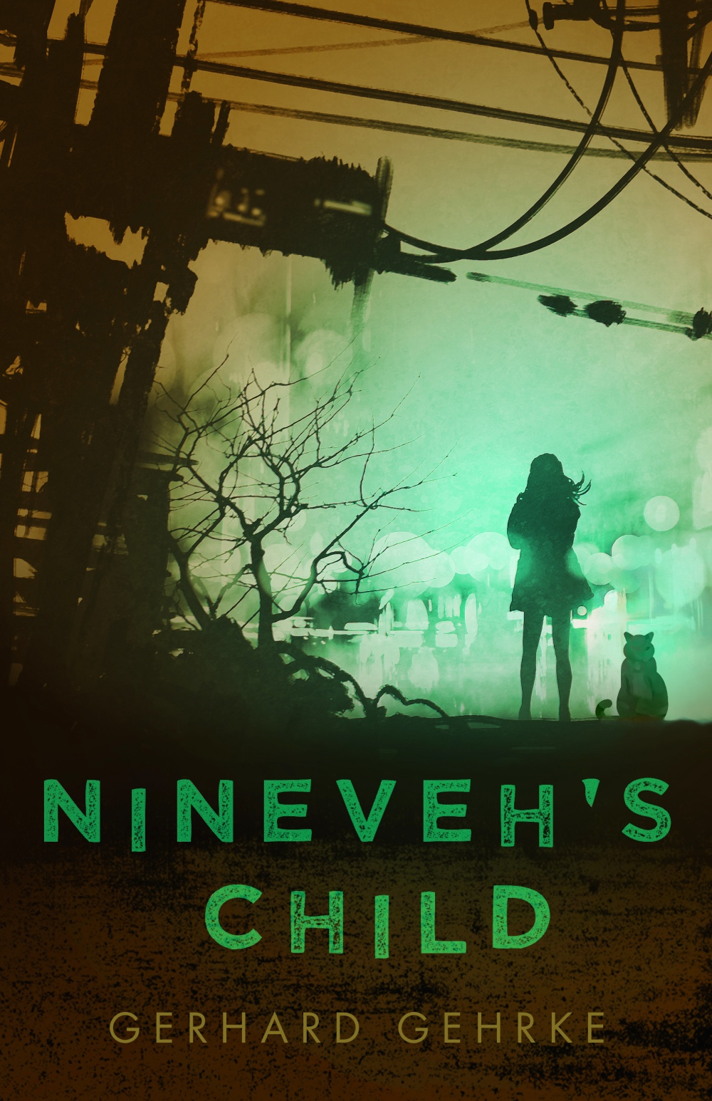 Nineveh's Child eBook cover