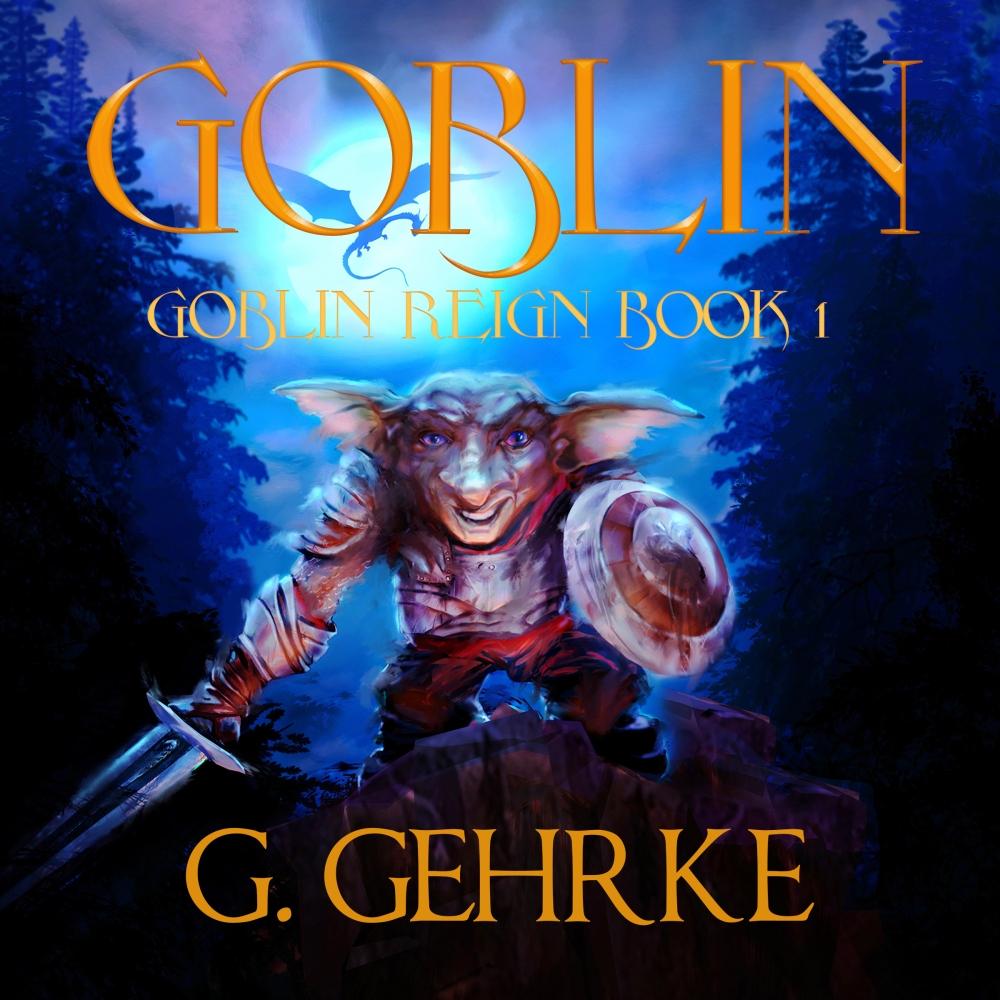 goblin 1 audible book cover
